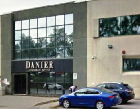 Danier Leather Head Office and Operations at 2650 St Clair Ave W Toronto